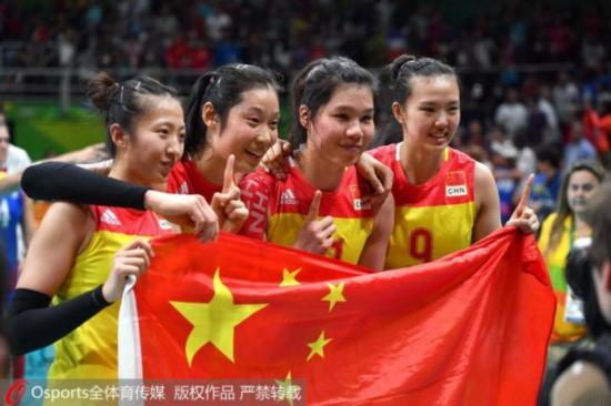 日本网友热议中国女排里约奥运会夺冠