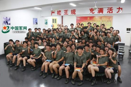 【一洪荒上演季】女生少女军校开学了不的开年级车甲壳虫图片