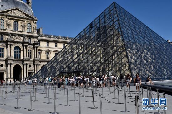 (XHDW)2016年年初法国游客量下滑 恐袭是原因之一