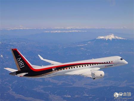 三菱飞机 MRJ 美国