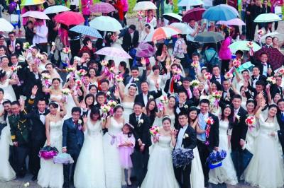 婚礼的变迁