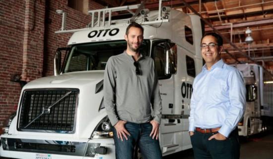 Uber花6.8亿美元收购Otto 它能做什么?