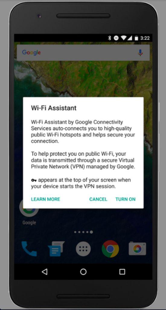 谷歌Nexus支持虚拟运营商:能连公共WiFi