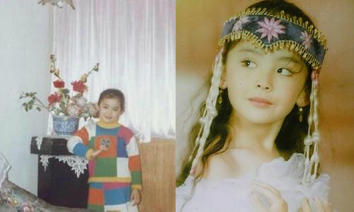 古力娜扎迪丽热巴杨紫周冬雨 本命年的妙龄女星