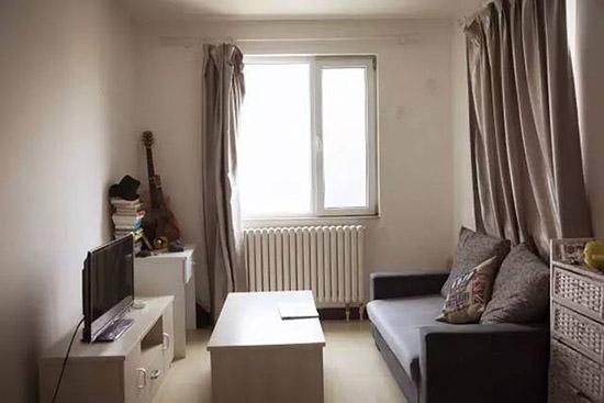 70平公寓改造 廉价出租房变文艺美居