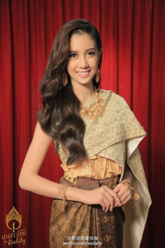 2016泰国小姐大赛24名美女进入总决赛 网友:辣
