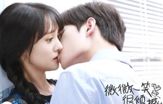 杨洋示范撩妹吻戏 韩剧经典吻戏哪个才能撩到你【组图】