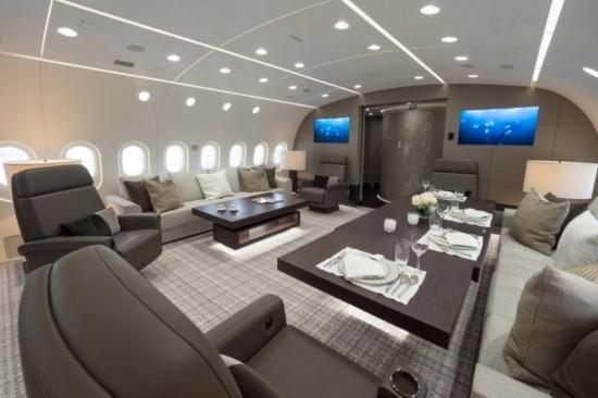 中国神秘土豪21亿买下世界最豪华私人飞机