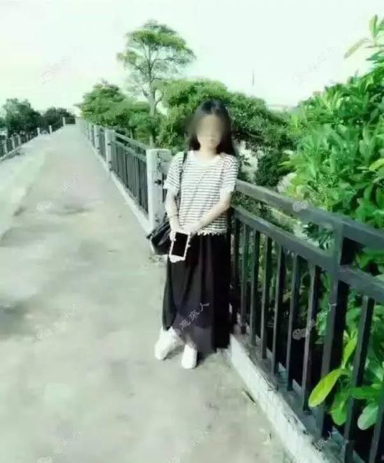 广东女生被骗跳海