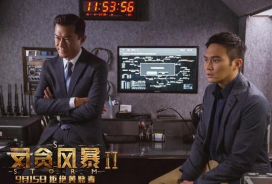 《反贪风暴2》成港片