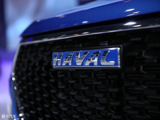 哈弗汽车2017款哈弗H2