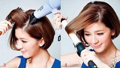 刘涛杨紫王子文共用一款发型 叫做跟我一起rock'n roll