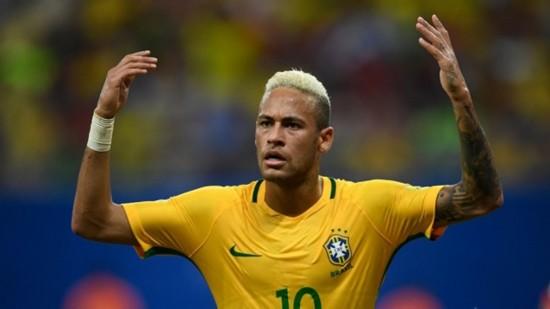 世预赛:内马尔破门致胜,巴西2-1哥伦比亚