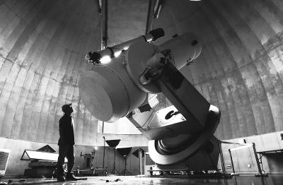 """中国首次观测到危险近地小行星距地球""""一根头发"""""""