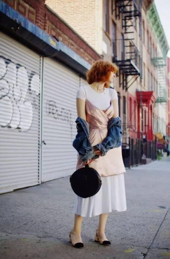 时装周开幕在即,有趣时髦的纽约博主先来一打!