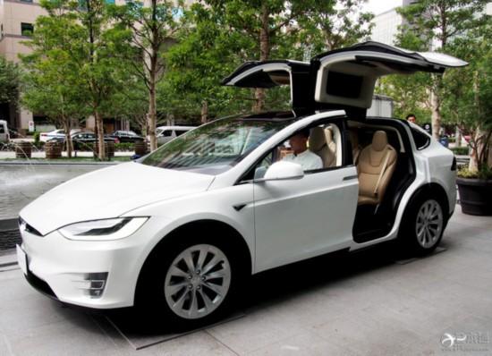 ModelX 特斯拉 电动车 跑车 SUV