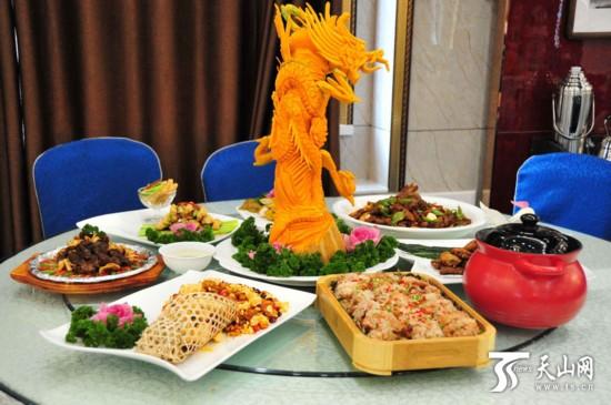 沙湾:美食比拼火热上演