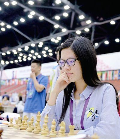 泰州兴化选手立功 国际象棋女队再夺奥赛冠军