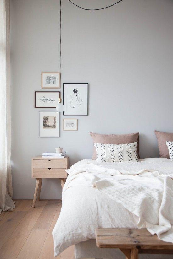 床头照明设计 9图打造温暖睡前阅读区