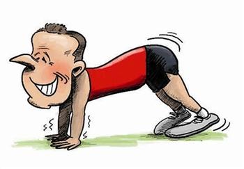 不当习惯的健身伤害大 泰州专家指出常见疾患