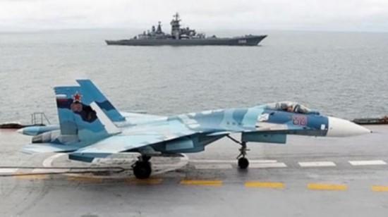 歼15弹射型开始试飞 国产弹射型航母越来越近