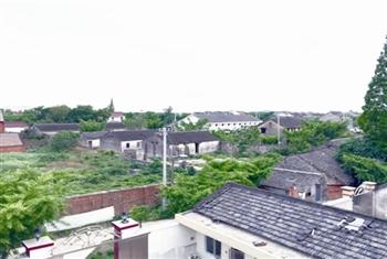 江苏泰州地�_产业重地泰州高港三村庄申报\
