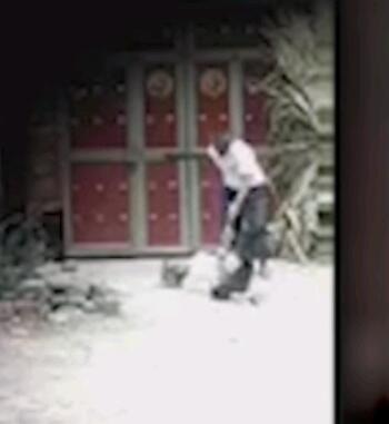 六旬上门女婿殴打91岁丈母娘 山东阳信县警方称正在调查