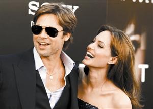 史密斯夫妇宣布离婚 网友:安妮斯顿大仇得报