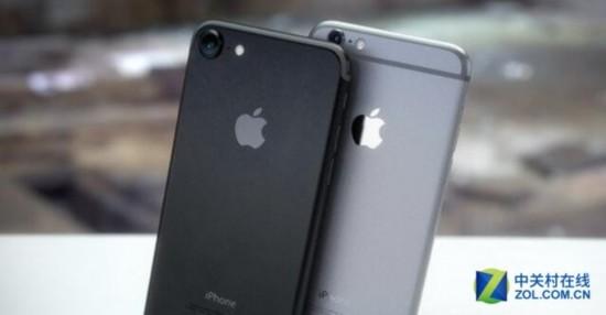 未用OLED iPhone7屏幕成本为何变高?