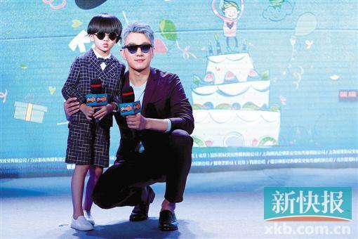 电影《外公芳龄38》21日在京定档,主演佟大为,温心,刘芮麟,吕云骢图片