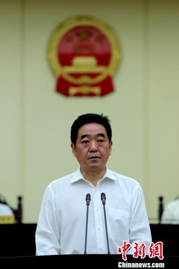 张爱军被提名为扬州市市长人选任前发言不辜负人民期望