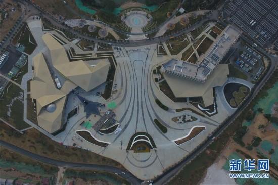 探访平塘国际射电天文科学旅游文化产业园