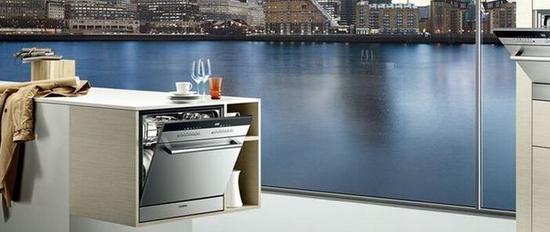 用户非常关注洗碗机安装的美观度