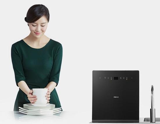 洗碗机不影响你的其他手头事务