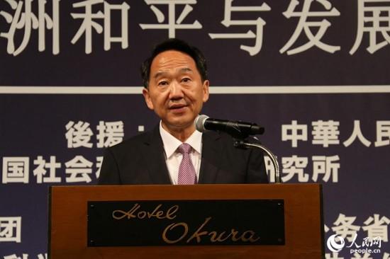 蒋建国:努力推动中日关系早日回到正常发展轨道