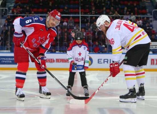 昆仑鸿星0-3负莫斯科中央陆军 遭遇客场五连败