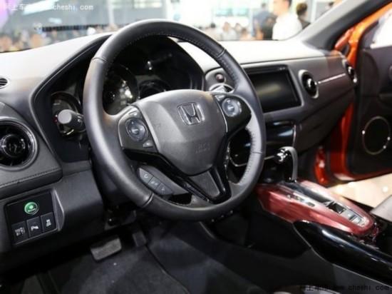 本田XR-V最低12.78万起售 现车抢订中-图2