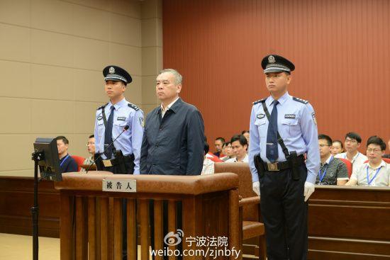 山东省委原常委济南市委原书记王敏一审获刑12年