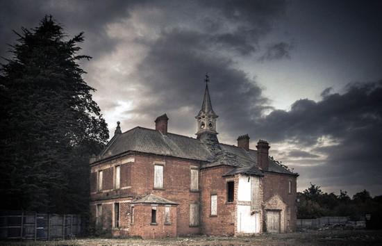 摄影师拍英维多利亚时代建筑 风光不再