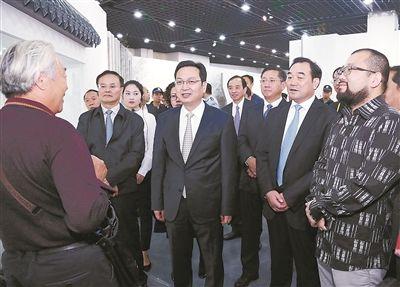 第三届中国徐州文化博览会开幕 张国华出席