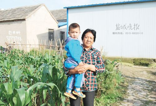 盐城老人勇救溺水幼童 当选9月中国好人
