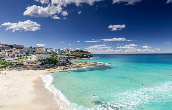 澳救生员镜头诠释迷人邦迪海滩