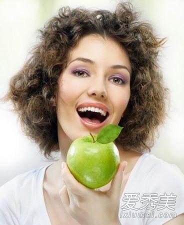 6个苹果食疗秘方 保健+养颜+减肥