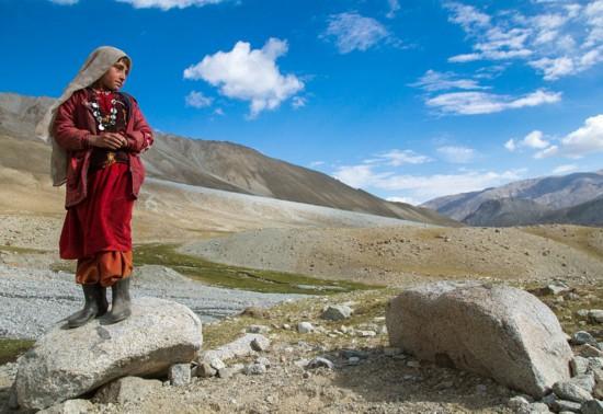法摄影师拍阿富汗隐秘部落真实生活