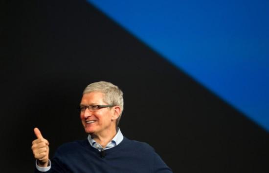 库克点评苹果策略:不求第一 但求最好