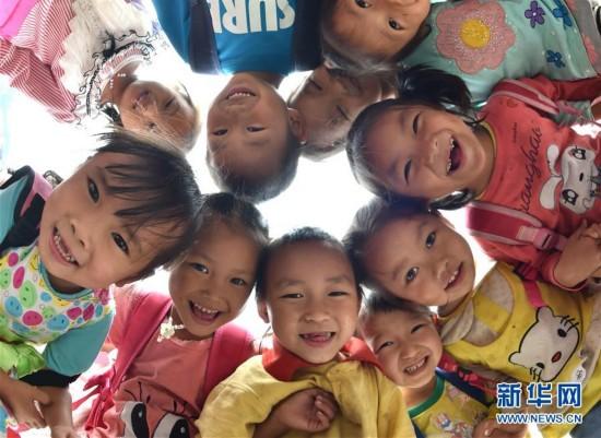 (组图)广西建档立卡贫困户子女享受15年免费教育