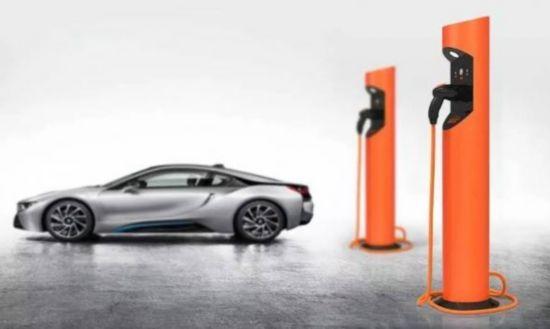 新能源汽车充电桩安装维护成为投诉新热点高清图片