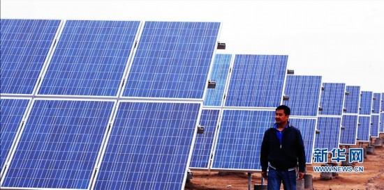青海新能源产业连续10年保持高速增长