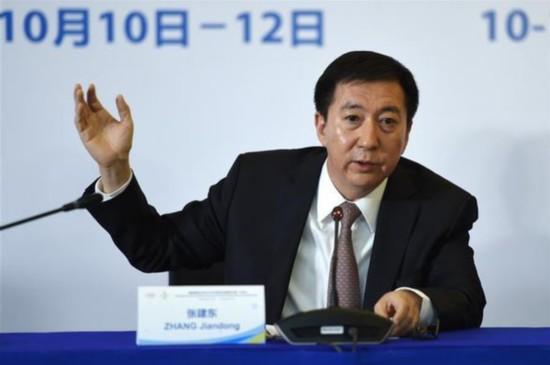 (体育)(13)国际奥委会北京2022年冬奥会协调委员会第一次会议新闻发布会在京举行