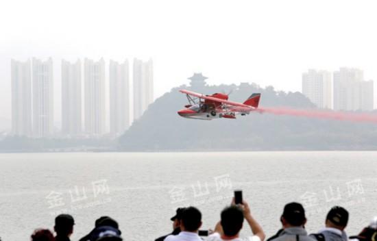 首届江苏航空体育旅游季在镇江开幕